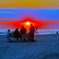 Sunrise - Assateague Island